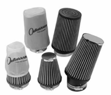 Air Filters and Outerwear